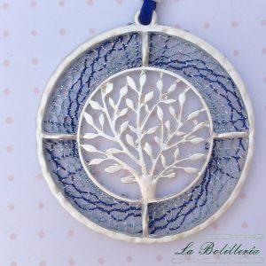 Collar Árbol de la Vida - Encajes Artesanos - El Arte al alcance de tus manos